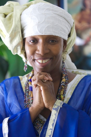 """Dr. Chenzira Davis Kahina is an educator, cultural heritage ethnographer, artist, naturopathic therapist, ordained ministerial priestess, inspirational speaker,media host and communications advisor. Dr. Davis Kahina is a founding director of the NGO and NPO,Per Ankh, Inc., with UNESCO Special Consultative Status,that institutes culture, healing, arts, technology and spirituality for life, inspiration, freedom and education (CHATS4LIFE).Dr. Davis Kahina respectfully known as """"Dr. Chen"""" teaches and is the director of the Virgin Islands Caribbean Cultural Center in the College of Liberal Arts and Social Sciences at the University of the Virgin Islands."""